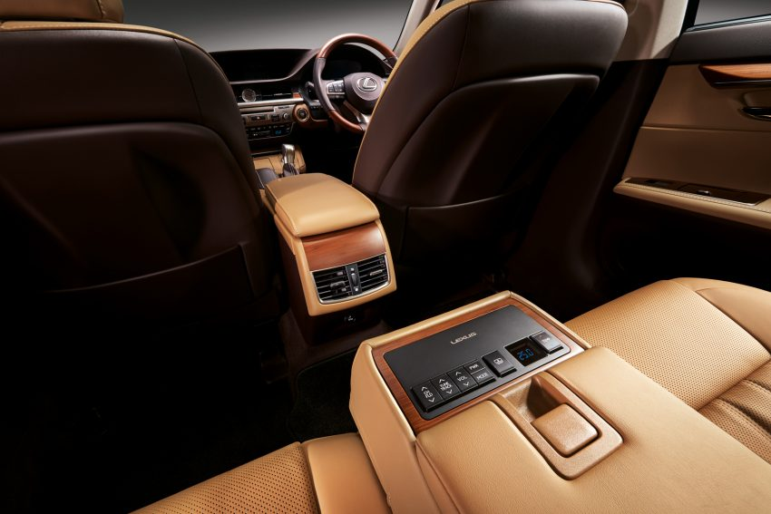 Lexus Malaysia introduces limited-edition ES250 Luxury – two exclusive colours, only 50 units Image #507284