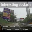 Federal Highway motorcycle lane - 102