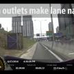 Federal Highway motorcycle lane - 109