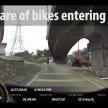 Federal Highway motorcycle lane - 113