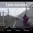 Federal Highway motorcycle lane - 119