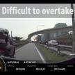 Federal Highway motorcycle lane - 125