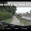 Federal Highway motorcycle lane - 127