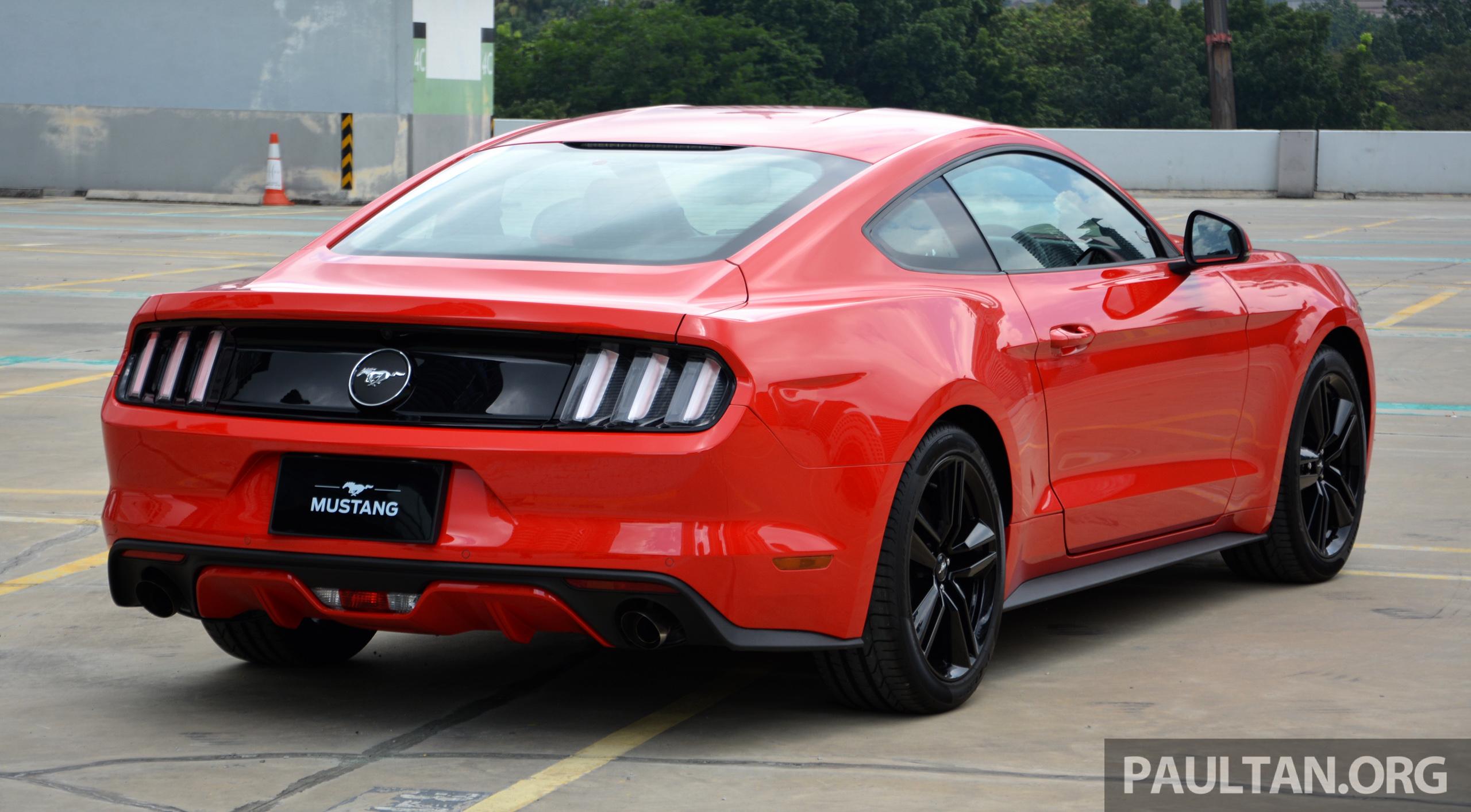 Ford Mustang secara rasminya dilancarkan di Malaysia – 2 ...