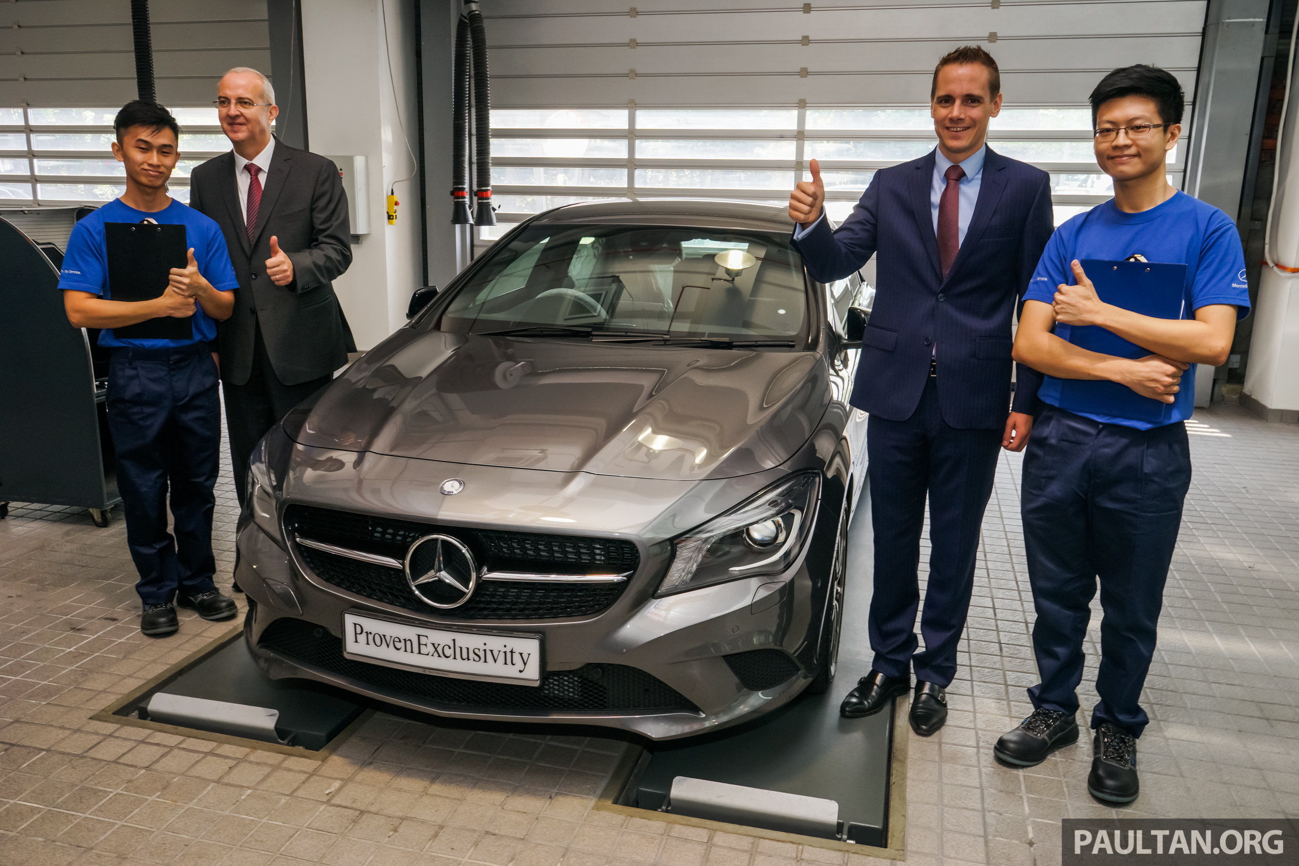 Mercedes benz hap seng star balakong proven exclusivity for Mercedes benz prepaid maintenance