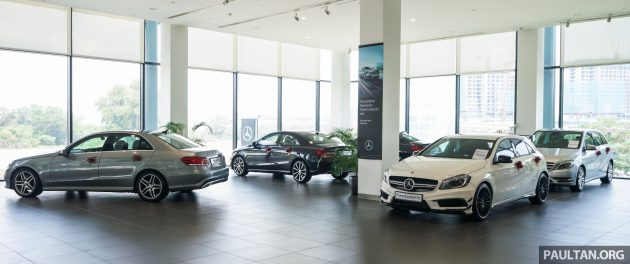 Mercedes benz hap seng star balakong proven exclusivity for Mercedes benz rockville centre service