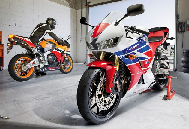Honda Axes Cbr600rr Sportsbike From 2017 Range