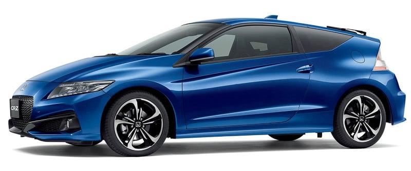 Honda CR-Z Alpha Final Label – sport hybrid bows out Image #506493