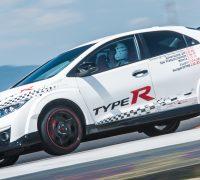Honda Civic Type R lap records 14