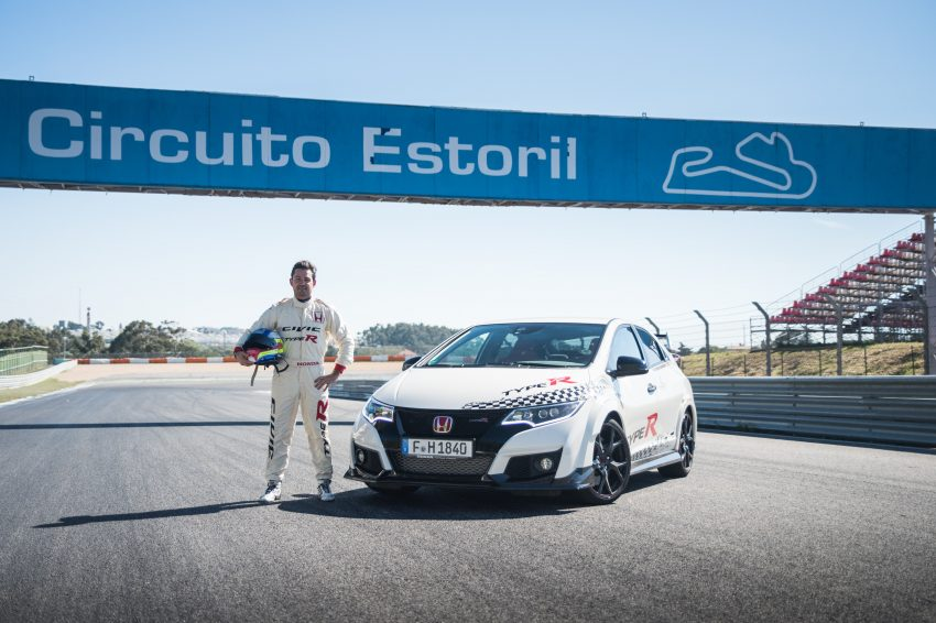 Honda Civic Type R sets five new FWD lap records in Europe – Silverstone, Spa, Monza, Estoril, Hungaroring Image #508571