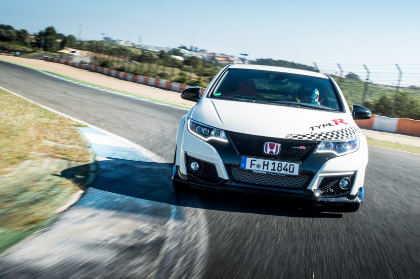 Honda Civic Type R sets five new FWD lap records in Europe – Silverstone, Spa, Monza, Estoril, Hungaroring Image #508572