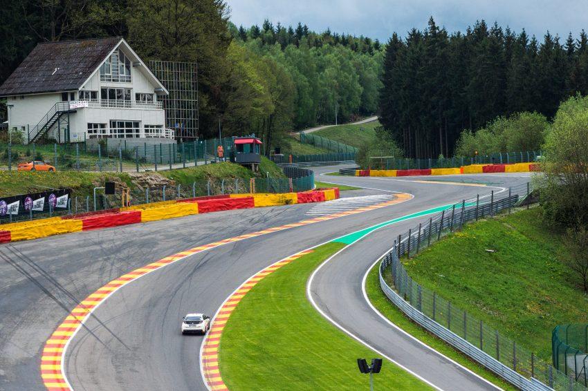 Honda Civic Type R sets five new FWD lap records in Europe – Silverstone, Spa, Monza, Estoril, Hungaroring Image #508554