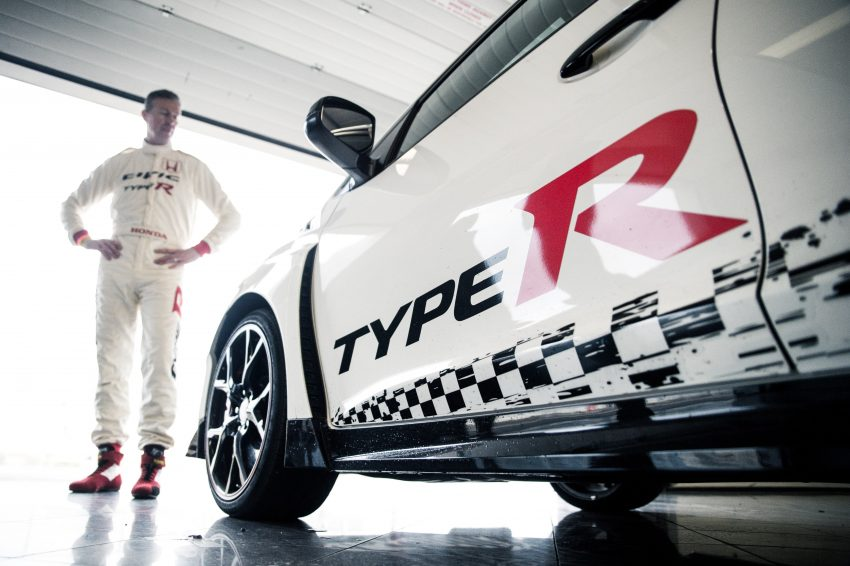Honda Civic Type R sets five new FWD lap records in Europe – Silverstone, Spa, Monza, Estoril, Hungaroring Image #508557