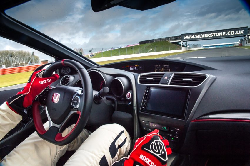 Honda Civic Type R sets five new FWD lap records in Europe – Silverstone, Spa, Monza, Estoril, Hungaroring Image #508558