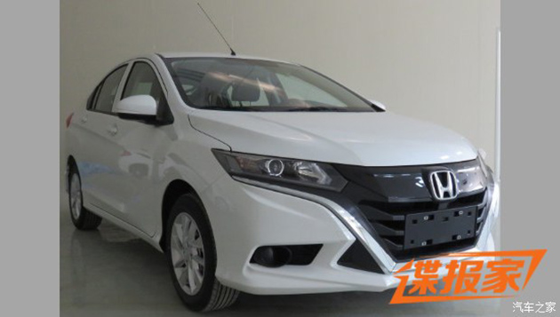 SPIED: Honda Gienia spotted – it's a City hatchback! Image #510643