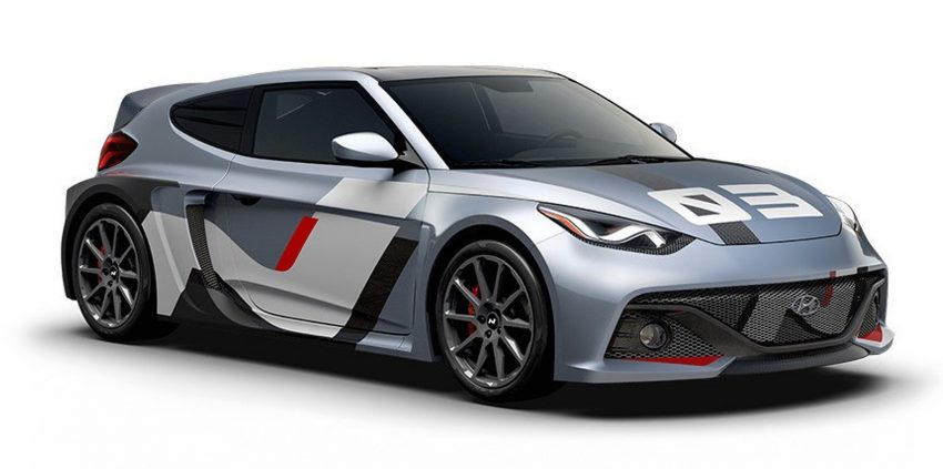 Hyundai RM16 N Concept – evolution of the rolling lab Image #503021