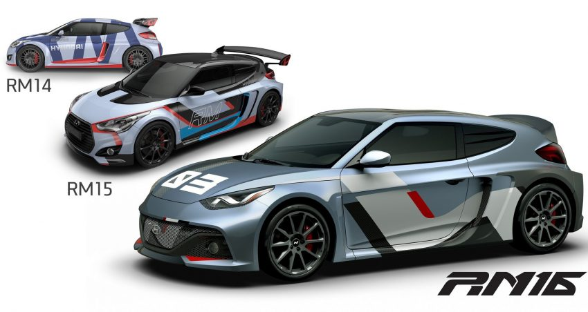Hyundai RM16 N Concept – evolution of the rolling lab Image #503022
