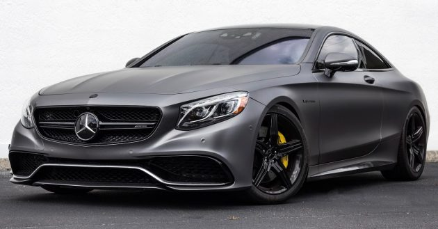 Renntech Tunes Mercedes Amg S63 Coupe To 708 Hp