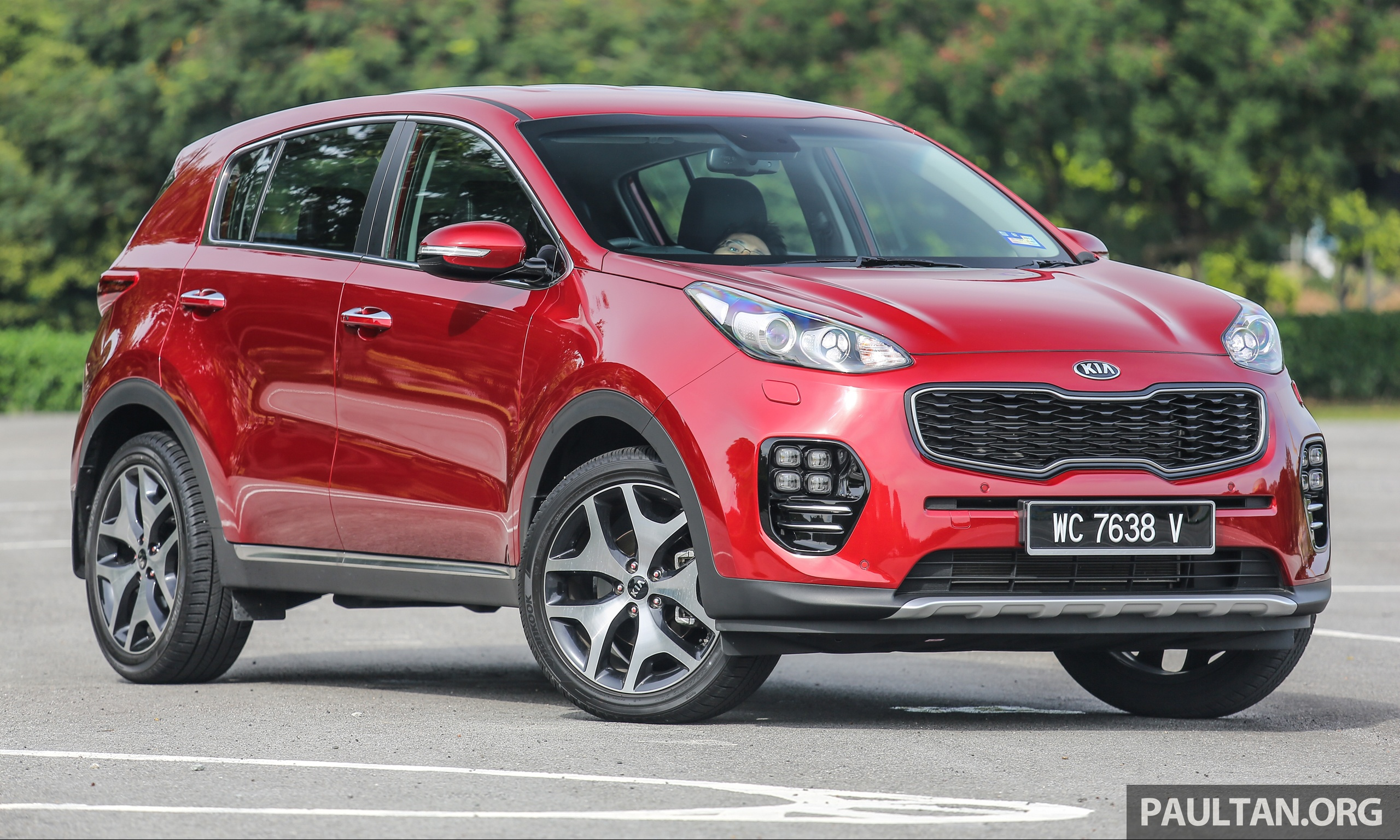 kia sportage diesel awd launching in malaysia q1 2017. Black Bedroom Furniture Sets. Home Design Ideas