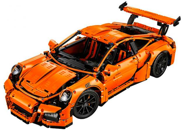 Lego Technic Porsche 911 GT3 RS - 1
