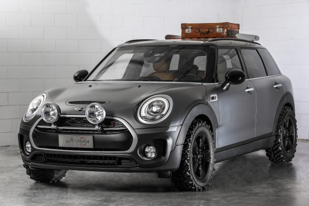 MINI Clubman All4 Scrambler 3