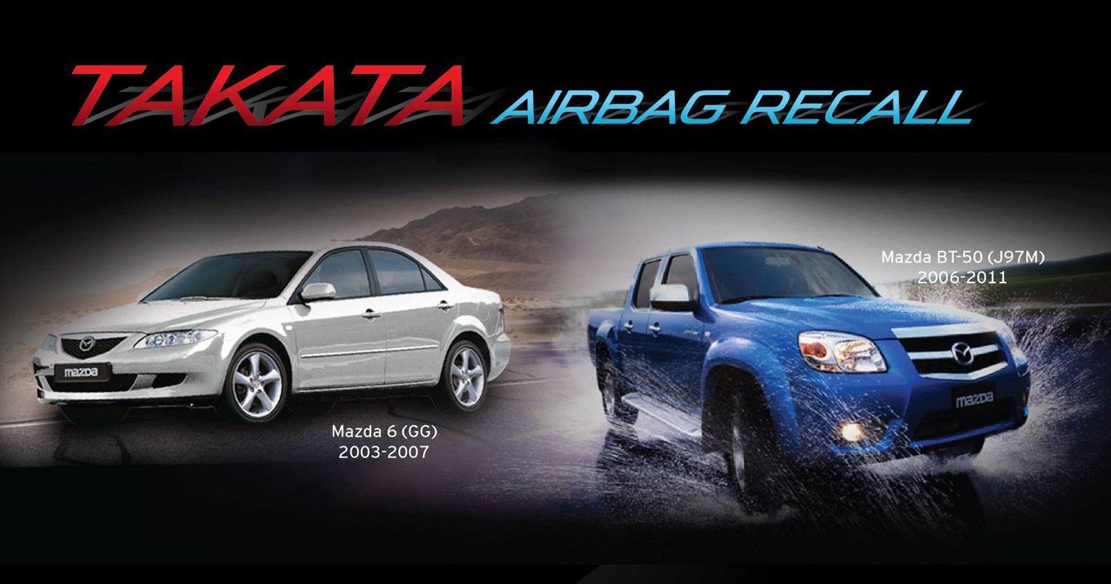 Mazda Malaysia Announces Recall For Mazda 6 Bt 50
