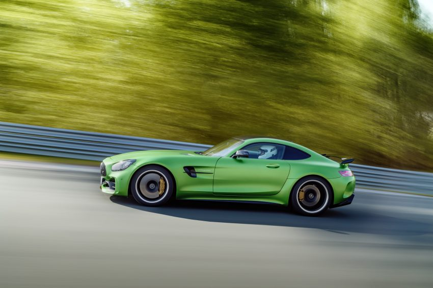 Mercedes-AMG GT R revealed – 577 hp and 699 Nm Image #512656