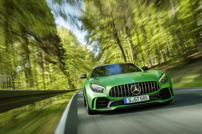 Mercedes-AMG GT R revealed – 577 hp and 699 Nm Image #512665