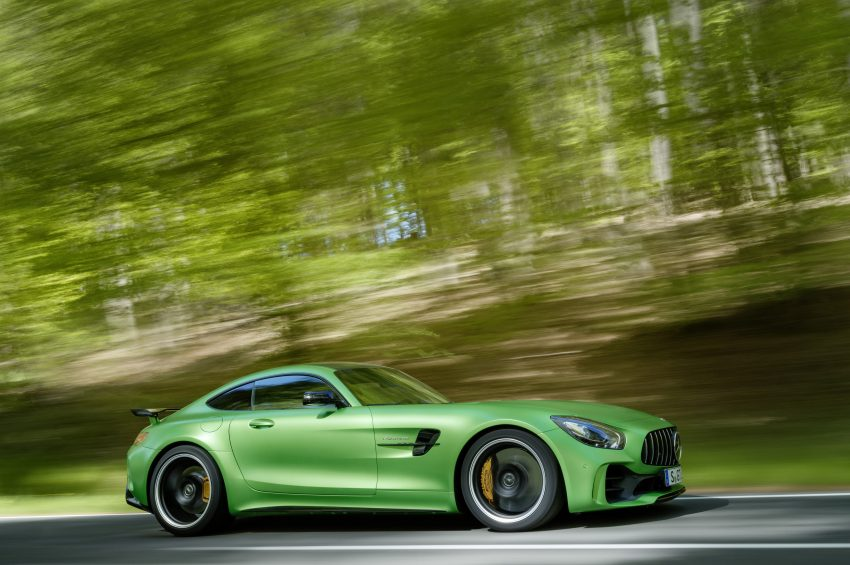Mercedes-AMG GT R revealed – 577 hp and 699 Nm Image #512669
