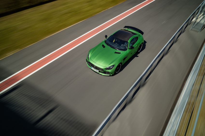 Mercedes-AMG GT R revealed – 577 hp and 699 Nm Image #512674