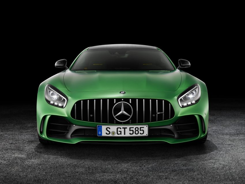Mercedes-AMG GT R revealed – 577 hp and 699 Nm Image #512638