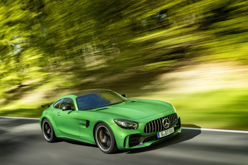 Mercedes-AMG GT R revealed – 577 hp and 699 Nm Image #512683