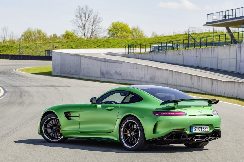 Mercedes-AMG GT R revealed – 577 hp and 699 Nm Image #512690