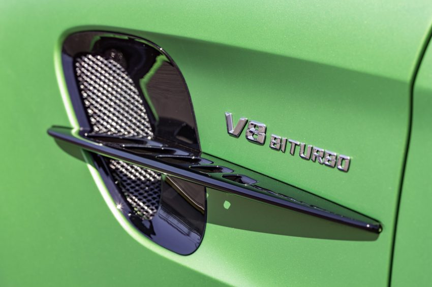 Mercedes-AMG GT R revealed – 577 hp and 699 Nm Image #512693