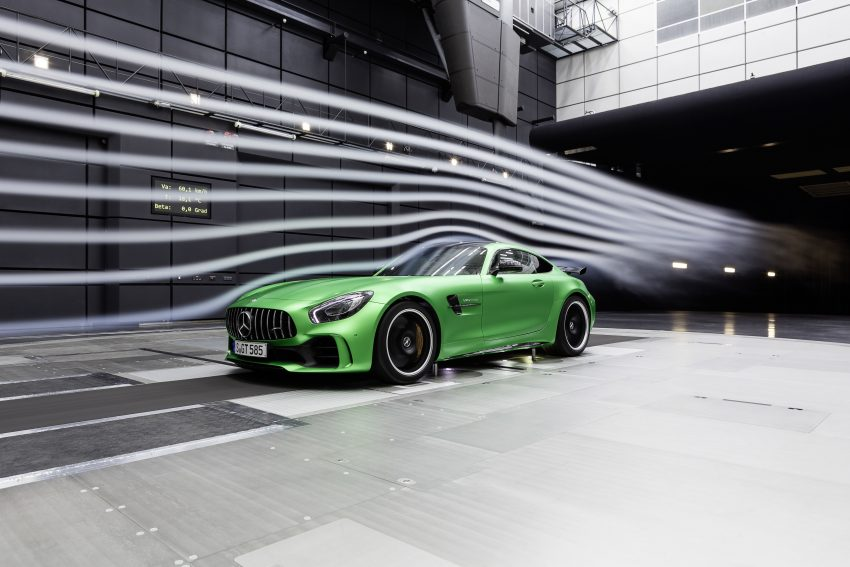 Mercedes-AMG GT R revealed – 577 hp and 699 Nm Image #512697