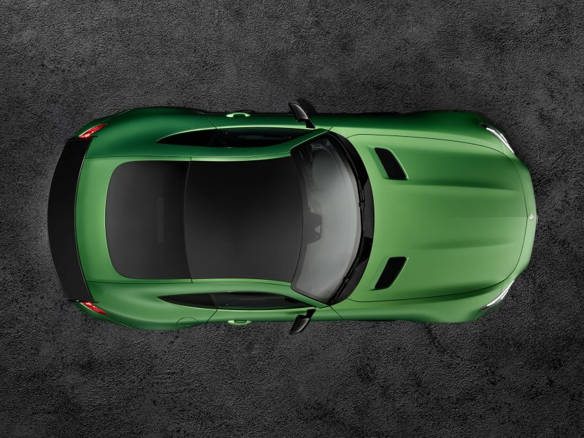 Mercedes-AMG GT R revealed – 577 hp and 699 Nm Image #512641