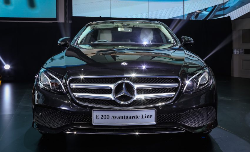 W213 Mercedes-Benz E-Class introduced in Malaysia – E200, E250, E300, four variants, priced from RM396k Image #505497