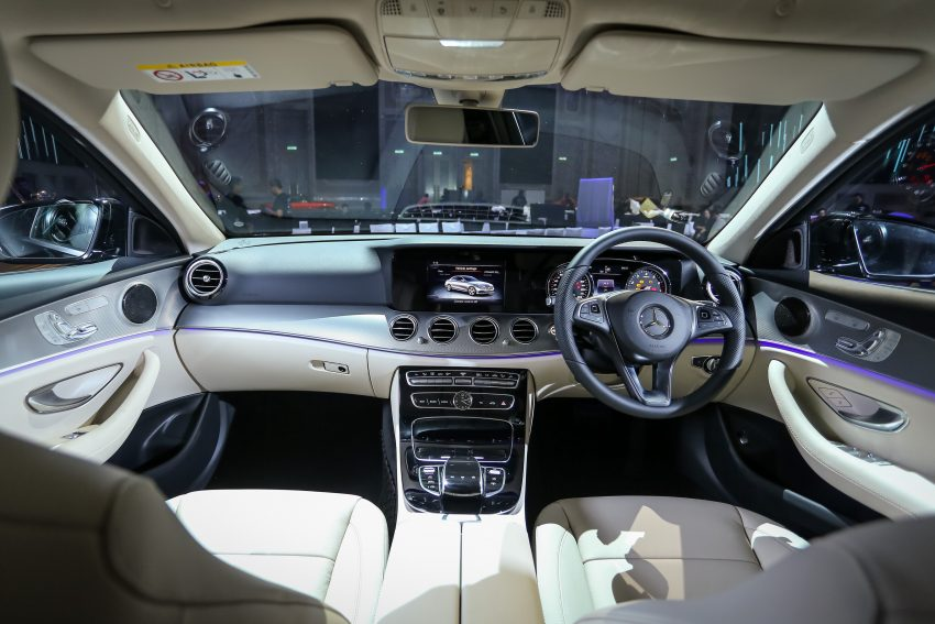 W213 Mercedes-Benz E-Class introduced in Malaysia – E200, E250, E300, four variants, priced from RM396k Image #505510