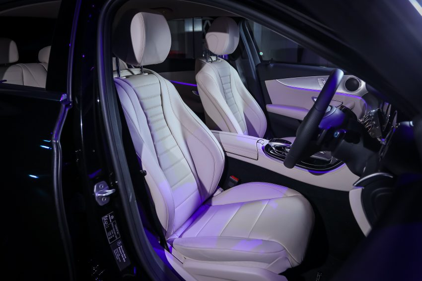 W213 Mercedes-Benz E-Class introduced in Malaysia – E200, E250, E300, four variants, priced from RM396k Image #505511
