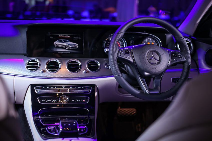 W213 Mercedes-Benz E-Class introduced in Malaysia – E200, E250, E300, four variants, priced from RM396k Image #505515
