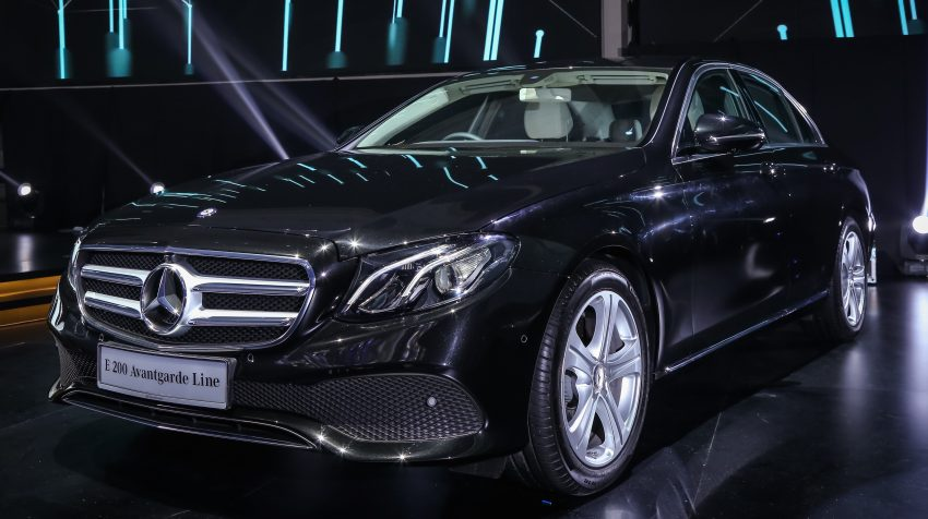 W213 Mercedes-Benz E-Class introduced in Malaysia – E200, E250, E300, four variants, priced from RM396k Image #505498