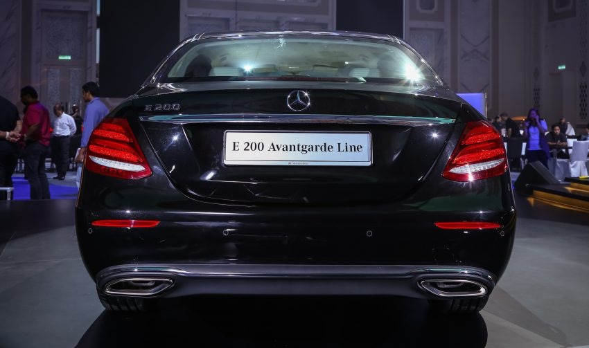 W213 Mercedes-Benz E-Class introduced in Malaysia – E200, E250, E300, four variants, priced from RM396k Image #505499