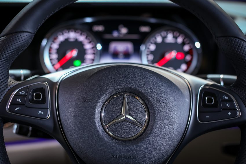 W213 Mercedes-Benz E-Class introduced in Malaysia – E200, E250, E300, four variants, priced from RM396k Image #505504