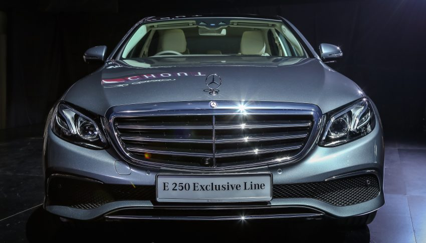 W213 Mercedes-Benz E-Class introduced in Malaysia – E200, E250, E300, four variants, priced from RM396k Image #505526