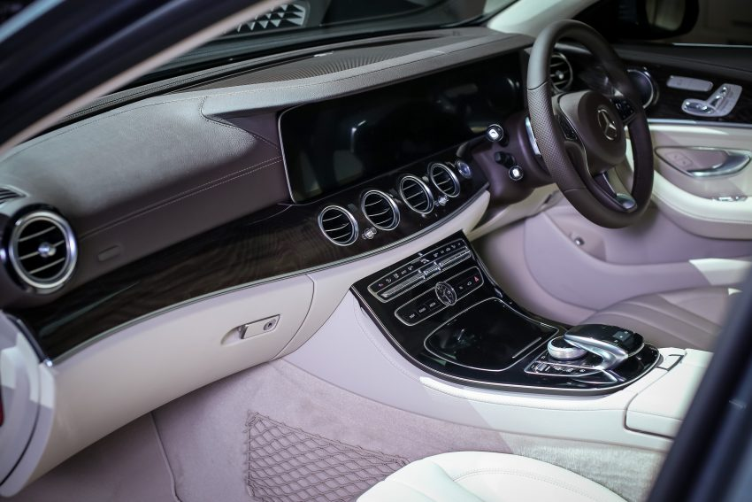 W213 Mercedes-Benz E-Class introduced in Malaysia – E200, E250, E300, four variants, priced from RM396k Image #505536