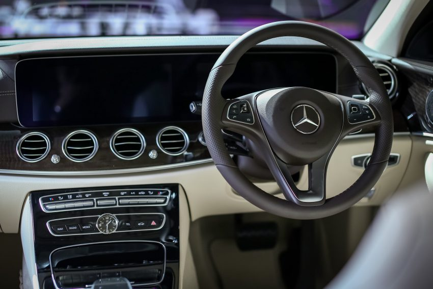 W213 Mercedes-Benz E-Class introduced in Malaysia – E200, E250, E300, four variants, priced from RM396k Image #505538