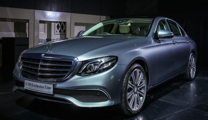 W213 Mercedes-Benz E-Class introduced in Malaysia – E200, E250, E300, four variants, priced from RM396k Image #505527