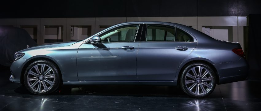 W213 Mercedes-Benz E-Class introduced in Malaysia – E200, E250, E300, four variants, priced from RM396k Image #505528