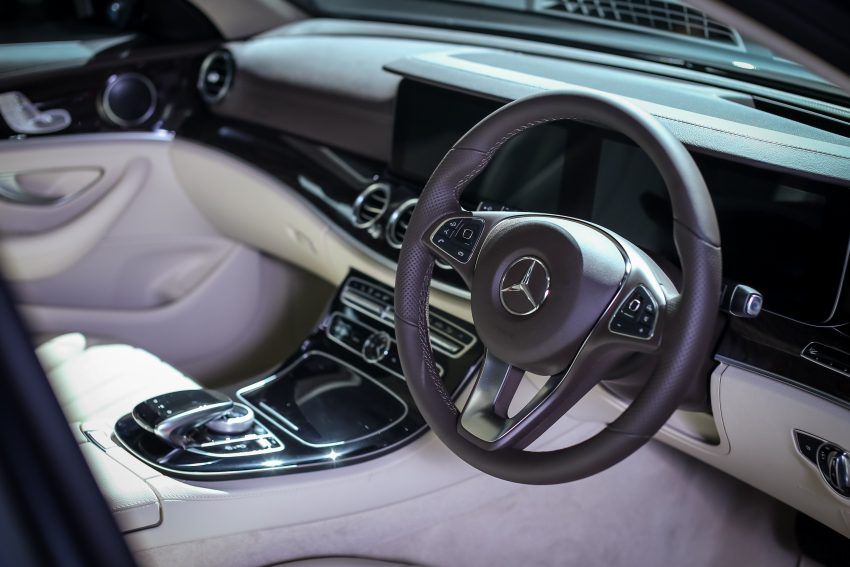 W213 Mercedes-Benz E-Class introduced in Malaysia – E200, E250, E300, four variants, priced from RM396k Image #505530