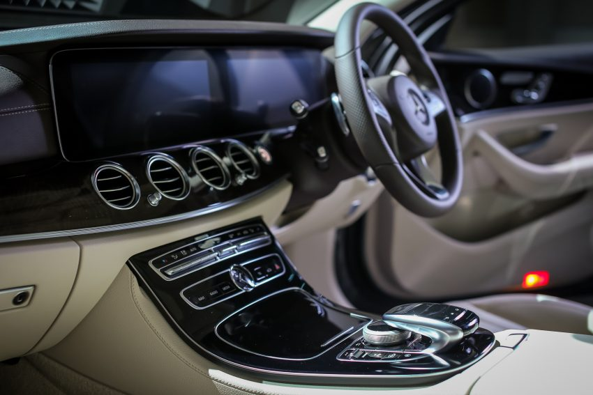 W213 Mercedes-Benz E-Class introduced in Malaysia – E200, E250, E300, four variants, priced from RM396k Image #505531